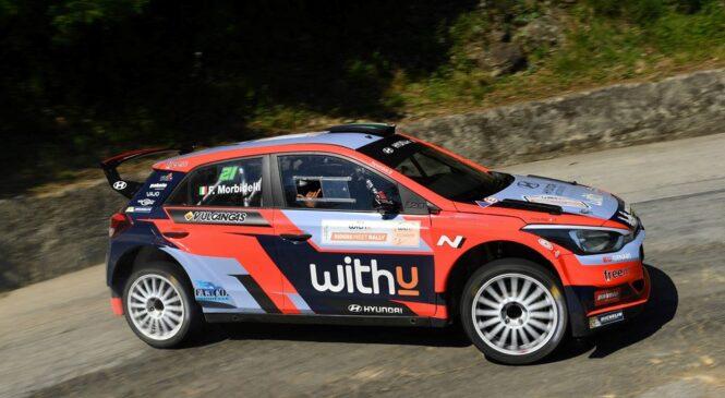 Morbidelli potrdil nastop na WRC reliju v Monzi