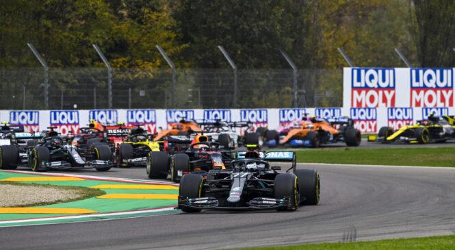 Formula 1 načrtuje 24 dirk v sezoni