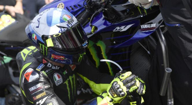 Rossi po drugem negativnem testu dobil zeleno luč za nastop v Valenciji