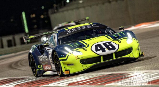 Rossi znova na vzdržljivostno dirko s Ferrarijem