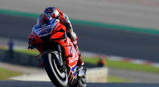 MotoGP VN Portugalske FP3: Millerju izenačeni tretji trening