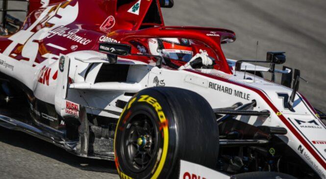 Raikkonenu priznanje FIA za naj potezo sezone