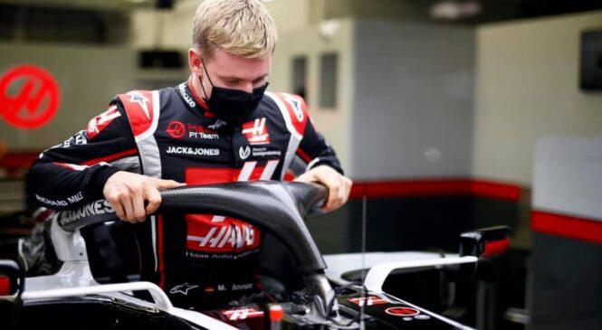 Schumacher bo dirkal s številko 47