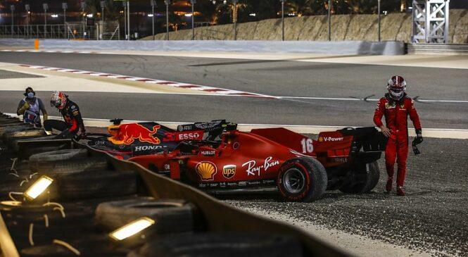 Leclercu tri mesta, Mercedesu visoka globa