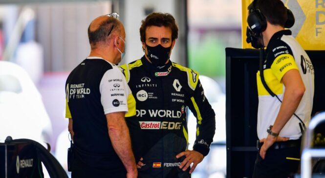 FIA: Alonso lahko nastopi na testiranju mladih dirkačev