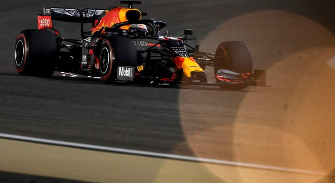Verstappen z novim moštvenim kolegom straši Mercedes