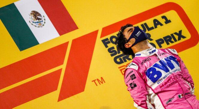 Red Bull tik pred potrditvijo prihoda Pereza