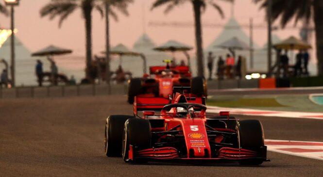 Ferrarijevi motorji letos močnejši za 50 konjskih moči