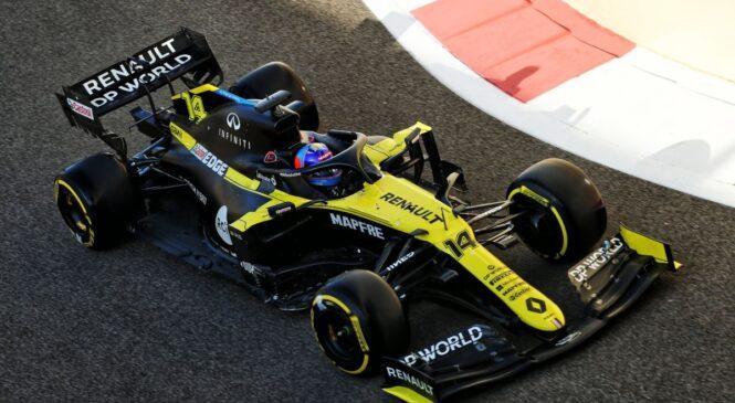 Alonso najhitrejši na testu mladih dirkačev