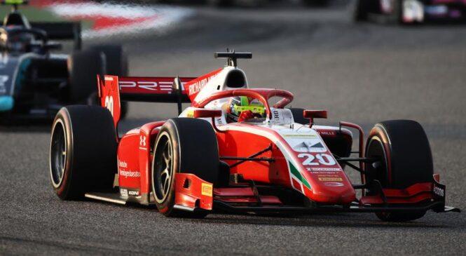 Schumacher prvak Formule 2