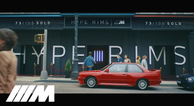 BMW M Town: DOBRODOŠLI v najhitrejšem MESTU