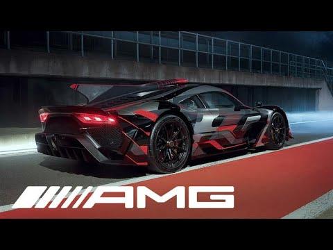 Kaj dela Lewis HAMILTON po ŠIHTU? Vozi Mercedes-AMG Project ONE!