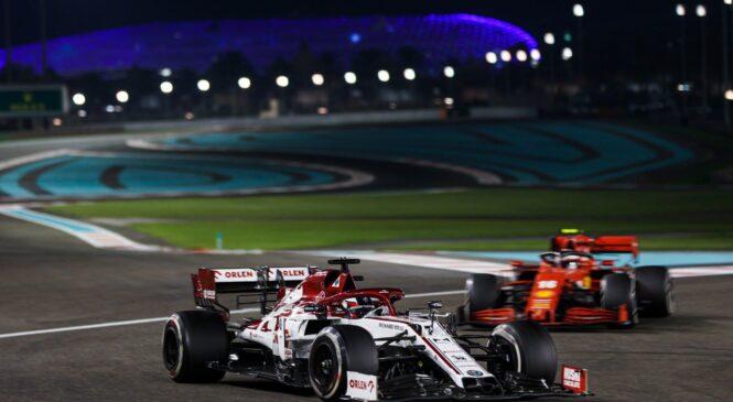 Alfa Romeo ne izključuje slovesa od Ferrarija