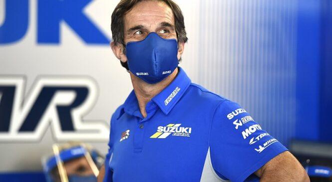 Šef Suzukijevega MotoGP moštva, Davide Brivio, prestopa v Alpine F1