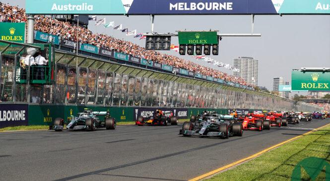 Formula 1: Začetek sezone 2021 prestavljen na Bahrajn
