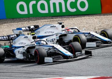 Williams bo v 2022 uporabil več delov Mercedesa
