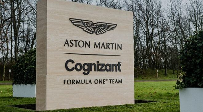 COGNIZANT imenski sponzor moštva Aston Martin