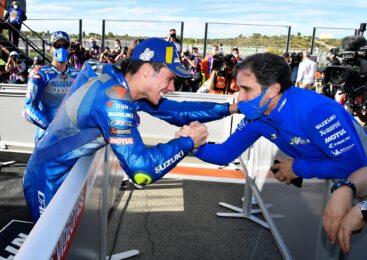 Suzuki potrdil: Davide Brivio nas zapušča