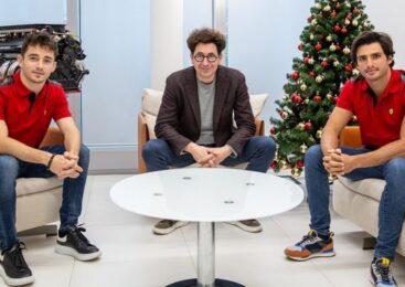 Ferrari ne obžaluje, da niso podpisali pogodbe s Hamiltonom