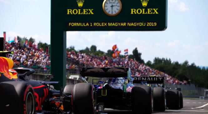 Formula 1 potrdila nove začetne čase dirk 2021