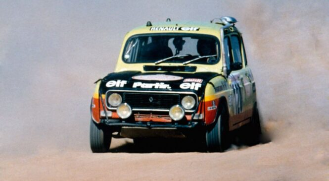 Dakar legende: S KATRCO do stopničk na reliju Dakar