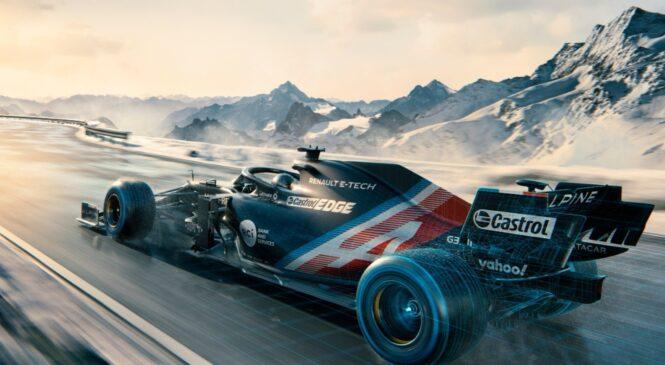 Alpine F1 razkril podobo in datum predstavitve dirkalnika