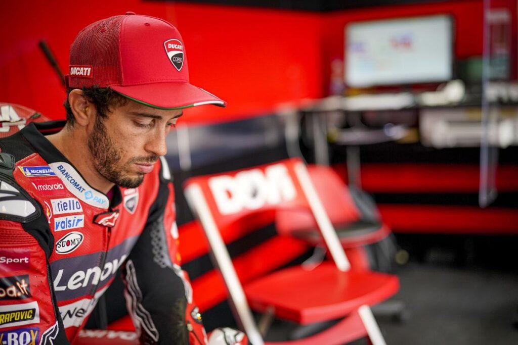 Andrea Dovizioso si je po 13 letih dirkanja v MotoGP v sezoni 2021 vzel premor. Toda Italijan je pripravljen pri Hondi zamenjati Marca Marqueza.