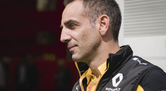 Cyril Abiteboul zapustil Renault