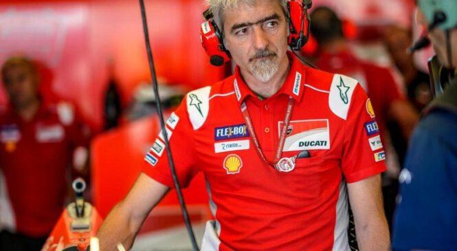 Gigi Dall'Igna: Žal mi je, ko dirkač kot je Dovizioso tako kritizira Ducati