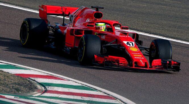 Ferrari v Fioranu odpeljal več kot 1500 kilometrov