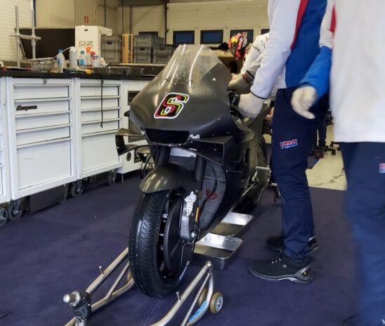 Testiranja v Jerezu: Honda 2021 ni več prilagojena za Marqueza