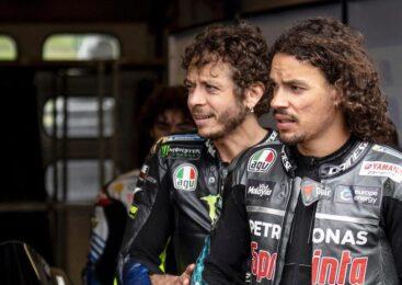 Valentino Rossi: Pred 5 leti nebi verjel, da bom moštveni kolega Morbidellija