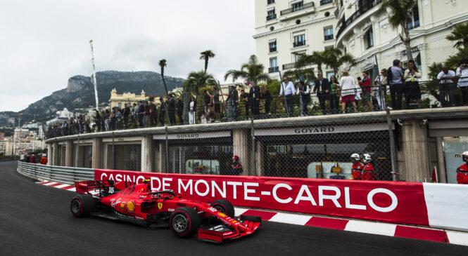 Monako pričenja s pripravami na letošnjo dirko