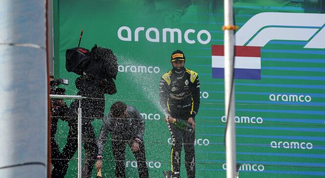 Ricciardo: Letos lahko vsa moštva posežejo po stopničkah