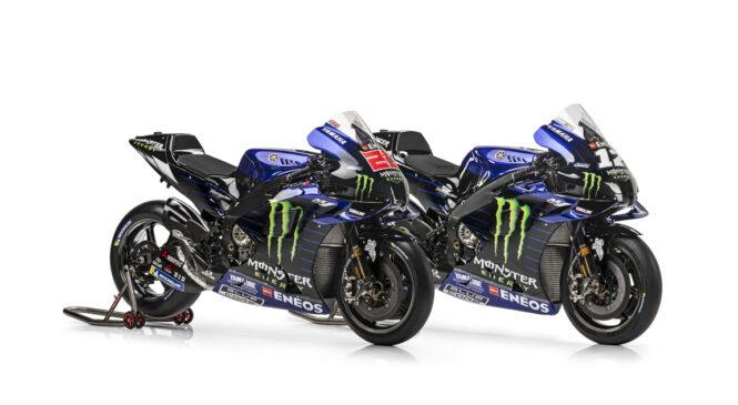 Yamaha ostaja v MotoGP, v 2022 pa se obeta sodelovanje z ekipo VR46