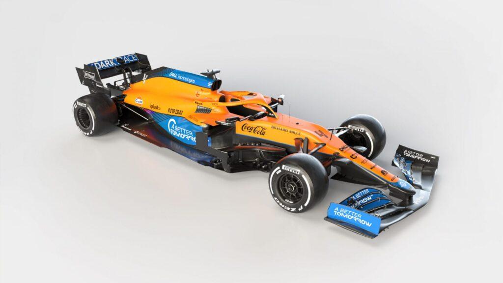 Letošnji McLarnov dirkalnik MCL35M se vizualno od predhodnika ne razlikuje veliko. Največja sprememba se je zgodila pod pokrovom, kjer je Renaultov motor zamenjal Mercedesov agregat.