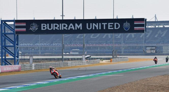 MotoGP: VN Tajske 2021 je odpovedana!