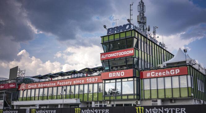 Brno ne bo več gostil dirk MotoGP