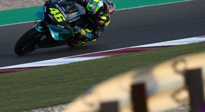 Rossi po 20. mestu na testiranjih: Potrebna je druga pot
