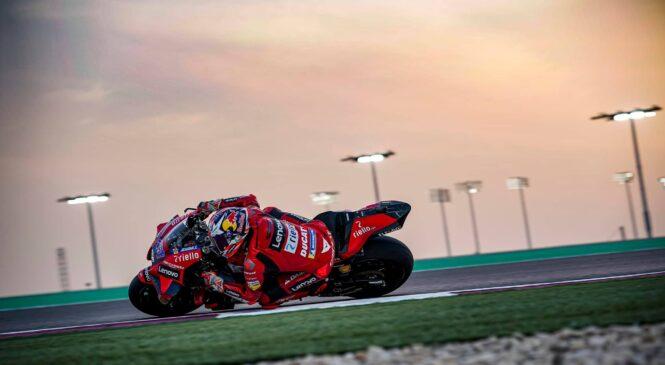 MotoGP VN Katarja FP2: Jack Miller najhitrejši na drugem treningu