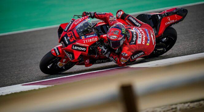 Bagnaia: Ne bom mogel pobegniti in zmagati kot Quartararo v Jerezu