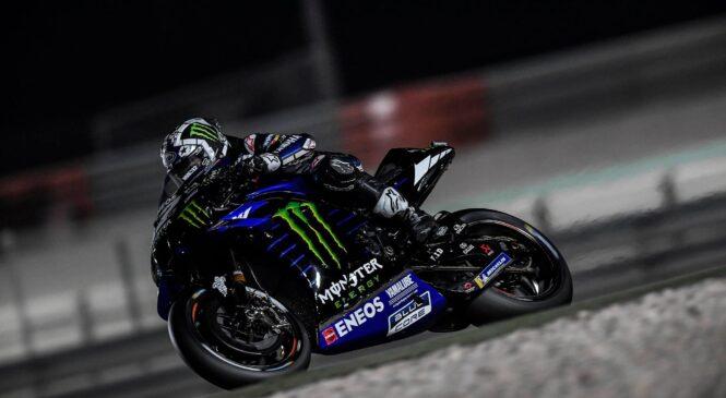 MotoGP VN Katarja: Vinales porazil favorizirani Ducati in slavil prvo letošnjo zmago