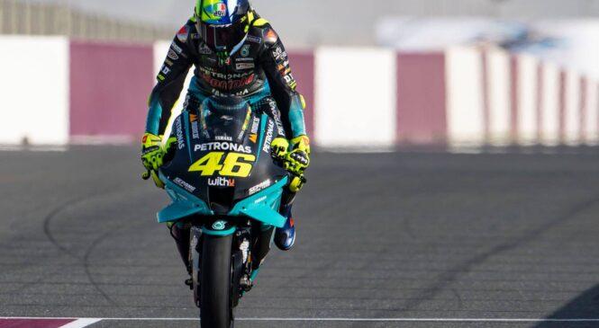Rossi: Odličen krog, a brez dogovora z Bagnaio
