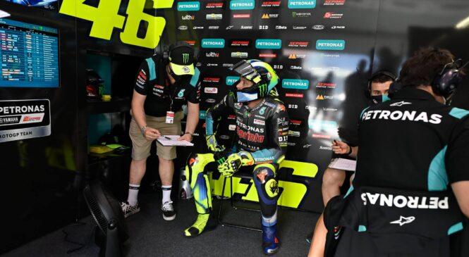 Rossi in Morbidelli pojasnjujeta razloge za slabo dirko