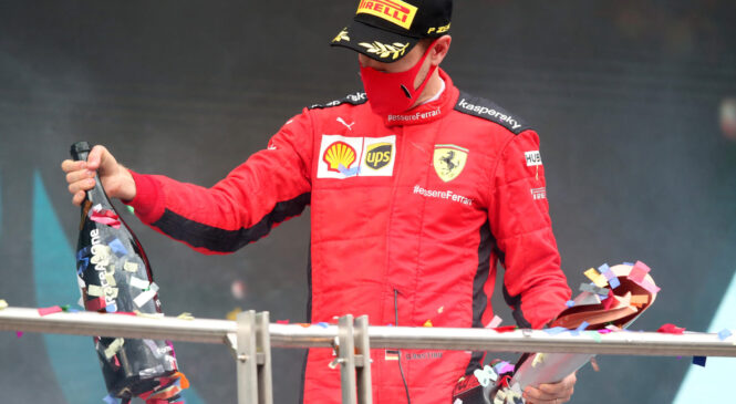 Ferrari naslednje tri sezone garantirano vsakič na odru za zmagovalce