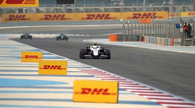 Formula 1: VN Bahrajna 2021 – URNIK in zmesi GUM