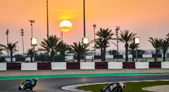 Začenjajo se prva letošnja testiranja MotoGP