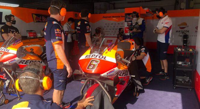 MotoGP, Katar: Končni časi shakedown testa
