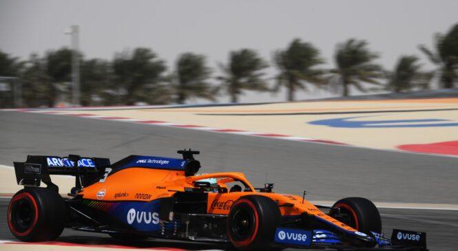 F1 testiranja: Riciardo na vrhu, Hamilton v pesku