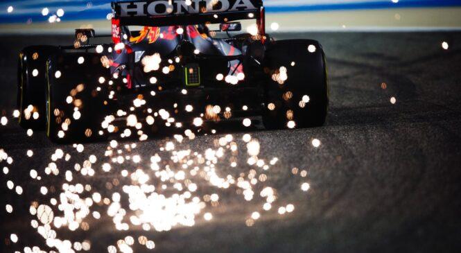 F1 VN Bahrajna FP2: Verstappnu tudi drugi trening